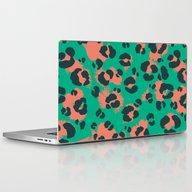 Leopard Print #1 Laptop & iPad Skin