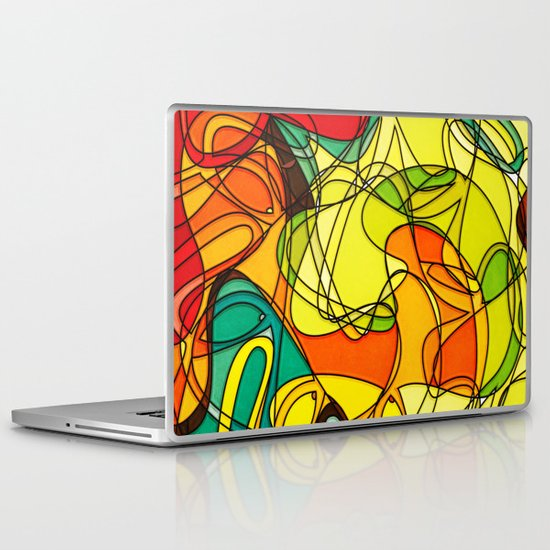 Ambelix Laptop & iPad Skin