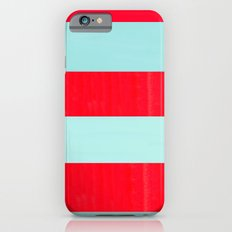 Red Teepee  iPhone 6 Slim Case