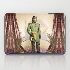General Simian of the Glorious Banana Republic iPad Case