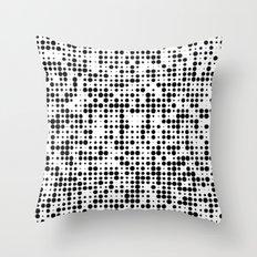Krugovi V.7 Throw Pillow