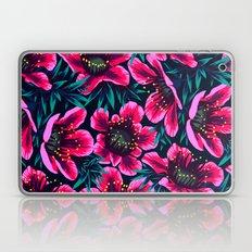 Manuka Floral Print Laptop & iPad Skin