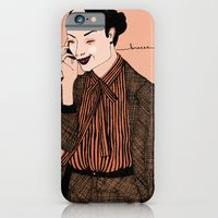 iPhone & iPod Case featuring Braces by Le Butthead