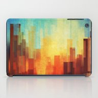 iPad Case featuring Urban Sunset by SensualPatterns