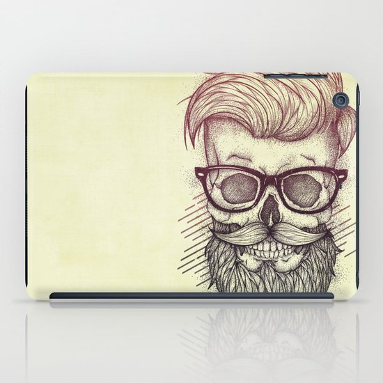 Hipster is Dead iPad Case
