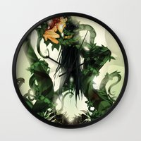 One Last Kiss Wall Clock
