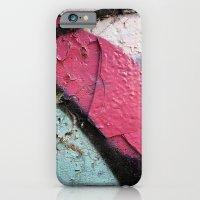 Pink Curve iPhone 6 Slim Case