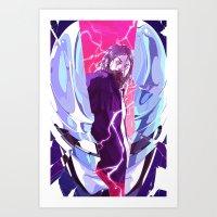 Robocop #2 Art Print