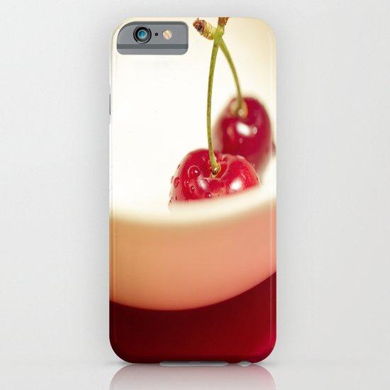 Cherry Heaven iPhone & iPod Case