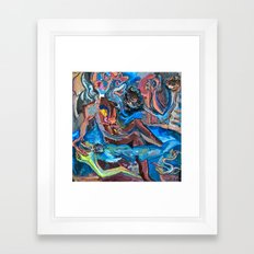 Commandment 11 Framed Art Print
