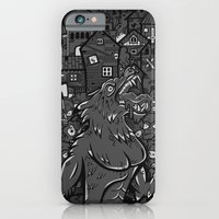 WOLVES OF PERIGORD iPhone 6 Slim Case