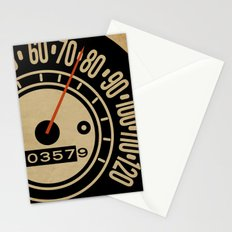 Speed-O! Stationery Cards