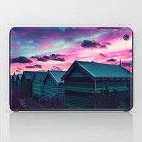 Infrared Sunset iPad Case