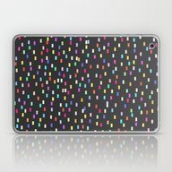 A Universe Of Colorful D… Laptop & iPad Skin