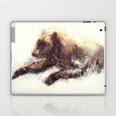 Brown Bear Laptop & iPad Skin