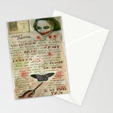 MALDOROR Stationery Cards
