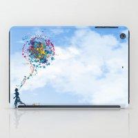 child creation chronicle 2 iPad Case