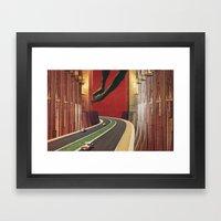Untitled | A Collaborati… Framed Art Print