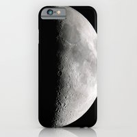 iPhone & iPod Case featuring Moon Phase by Dawn East Sider