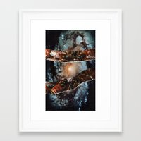 It Will Be Reclaimed, Piece by Piece Framed Art Print