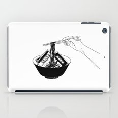 Enjoy Your Meal iPad Case