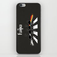 The Flamingo iPhone & iPod Skin