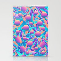 Blind Face Stationery Cards