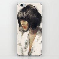 outro. iPhone & iPod Skin