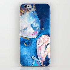 Caught by the light iPhone & iPod Skin