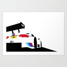 M3 DTM Art Print