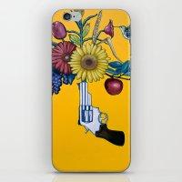 Swords Into Plowshares iPhone & iPod Skin