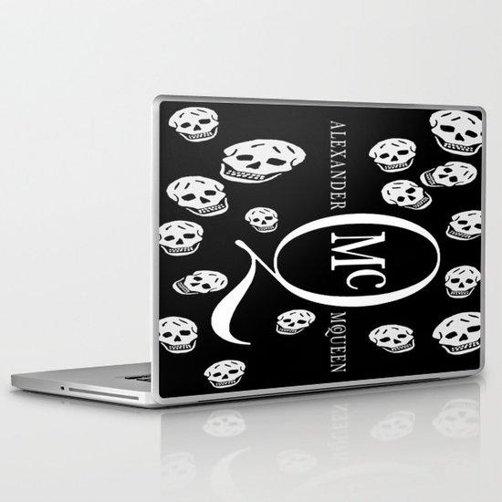 God Save ALEXANDER McQueen Laptop & iPad Skin