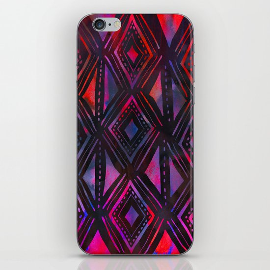 KENYA iPhone & iPod Skin