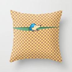 Dat Hedgehog Throw Pillow