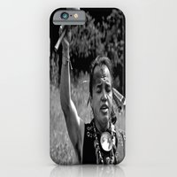 A Warrior's Song iPhone 6 Slim Case