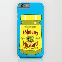 Proper Mustard iPhone 6 Slim Case
