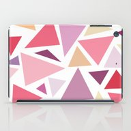 iPad Case featuring Modern Pink Pastel Color… by Pink Water