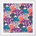 Acer Bouquets  Art Print