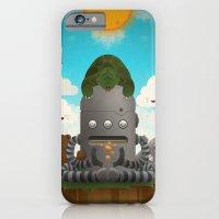 iPhone & iPod Case featuring Shhhhh by Alex.Raveland...robot.design.digital.art