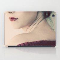 in bordeaux iPad Case