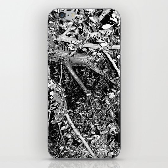 House of Horrors  iPhone & iPod Skin