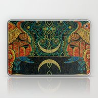 They Who Drink Chaos Laptop & iPad Skin