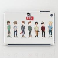 Youtube Boys  iPad Case