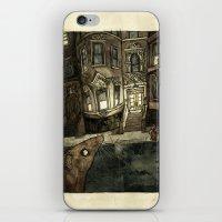 Rat iPhone & iPod Skin