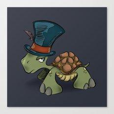Turtle Chief Canvas Print