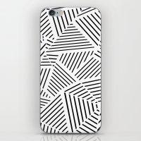 Ab Linear Zoom W iPhone & iPod Skin