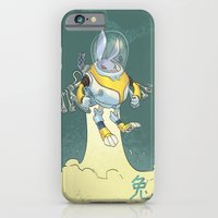 Astro Zodiac Force 04: Rabbit iPhone 6 Slim Case