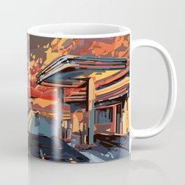 Mug - american landscape 7 - Bekim ART