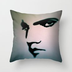E L V I S Throw Pillow