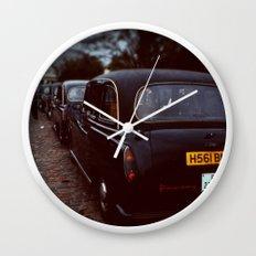 London Cab Wall Clock